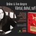 """Online & live despre romanul """"Vîntul, duhul, suflarea"""" de Andreea Răsuceanu"""