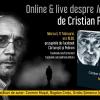 """Online & live despre romanul """"Ioșca"""" de Cristian Fulaș"""