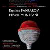 Poeții Dumitru Fanfarov și Mihaela Munteanu, la Institutul Blecher- ediția 221