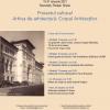 """Rezultatele proiectului """"Arhiva de arhitectură: Corpul Arhitecților"""""""
