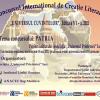 """Concursul internațional de creație literară """"Universul cuvintelor"""""""