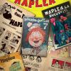 """Expoziția """"Haplea – bandă desenată interbelică"""" (partea a II-a), la Casa Filipescu-Cesianu"""