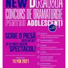Cea de-a șaptea ediție a Concursului de dramaturgie pentru adolescenți NEW DRAMA
