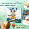 BIBLIOLOVE, o colecție nouă, fermecătoare, pentru micii iubitori de carte