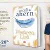 """Seara literaturii irlandeze. Cecelia Ahern vorbește despre noua ei carte: """"Pasărea Liră"""""""