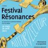 Festivalul Résonances, Franța: Vasile Alecsandri și Alexandre Dumas