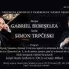 Concert extraordinar dirijat de Gabriel Bebeșelea