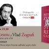 """Gabriel Liiceanu în dialog cu Vlad Zografi despre """"Regele și cadavrul"""""""