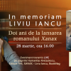 """Campania """"In Memoriam Liviu Iancu"""""""