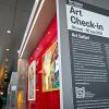 Art Check-in sau Airport Museum (cu muzeul la aeroport)