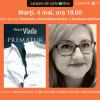 "Lansare de carte online: ""Prematur"", de Miruna Vlada"