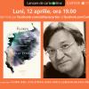 """Florin Iaru, """"Ospiciile imaginației"""", poeme alese de Livia Ștefan – lansare online"""