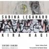 Sabina Legănaru și Kira Hagi, în dialog vizual la Galeria Galateca