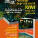 """Live&online: """"Antologia de proză scurtă KIWI, ediția 2021. SOSIRI / PLECĂRI"""",  Marius Chivu (editor)"""