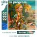 """""""Life in progress"""", expoziția-atelier a artistului vizual Ruslan Cîrlan, la Aluniș"""
