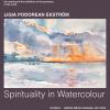 "Artista Ligia Podorean-Ekström prezintă expoziția ""Spiritualizarea acuarelei"" la Galeria ICR Stockholm"