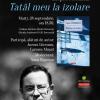 """Cristian Teodorescu despre romanul """"Tatăl meu la izolare"""" la Modul Cărturești"""