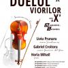 Duelul viorilor – Stradivarius versus Guarneri, ediția a X-a