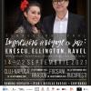 "Turneul național ""Impressions de voyage en jazz: Enescu, Ellington, Ravel"""
