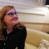 """Miruna Vlada, """"leapșa"""" cu poezie"""