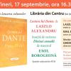 """""""Lectura lui Dante"""" și recitarea """"Divinei comedii"""" la """"Librăria din Centru"""""""