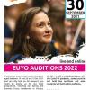 Audiții EUYO – Orchestra de Tineret a Uniunii Europene