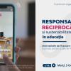 """Narada anunță lansarea HartaEdu, prin conferința """"Responsabilitate reciprocă și sustenabilitate în educație"""""""