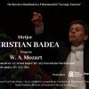 Program integral Mozart, condus de Christian Badea, într-un concert online, fără public