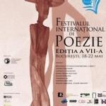Peste 100 de poeţi din 23 de ţări, la cea de a VII-a ediţie a Festivalului Internaţional de Poezie Bucureşti (FIPB)