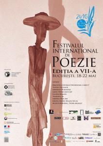 Programul Festivalului Internaţional de Poezie Bucureşti (FIPB), ediția a VII-a