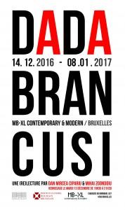 """""""Nimic nu se pierde, totul e în lume colaj"""", un experiment artistic-literar în expoziția DADA BRANCUSI la Bruxelles"""