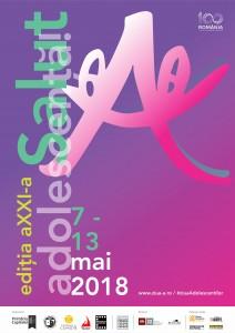 """Festivalul """"Salut, Adolescența"""" celebrează Ziua Adolescenților"""