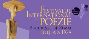 Programul Festivalului Internațional de Poezie București, ediția a IX-a